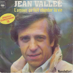 Jean Vallee - L'amour NL