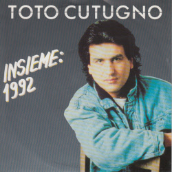 Toto Cutugno - Insieme 1992 Duits