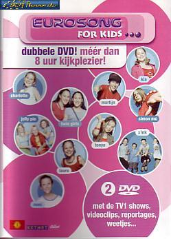 Various Artists - Eurosong For Kids (Junior Song Contest 2004 DVD)