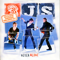3 Js - Never Alone (Netherlands 2011 CDSI)