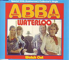 Abba - Waterloo (Sweden 1974 CDSI)