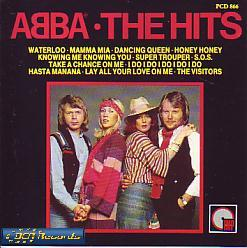 Abba - The Hits (Sweden 1974 CD)