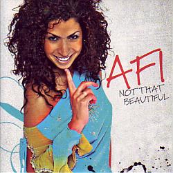 Afi - Not That Beautiful (Belgium 2006 CDSI)