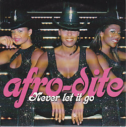 Afro-dite - Never Let You Go (Sweden 2002 CDSI)