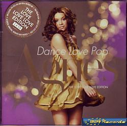 Agnes - Dance Love Pop (Sweden 2009 CD)