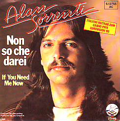 Alan Sorrenti - Non So Che Darei (Italy 1980 SI)