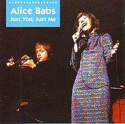 Alice Babs - Just You