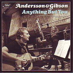 Andersson & Gibson - Anything But You (Sweden 2007 CDSI)