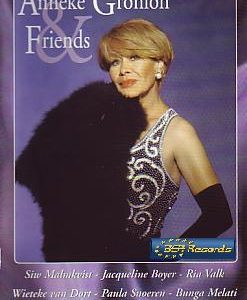 Anneke Gronloh & Friends - Anneke Gronloh & Friends (Netherlands 2005 DVD)