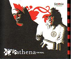 Athena - Ist / For Real (Turkey 2004 CDSI)