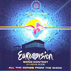 Various Artists - Eurovision Songcontest Athens 2006 (Eurovision 2006 CD)