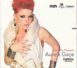 Aurela Gace - Feel The Passion (Albania 2011 CDSI)