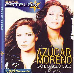 Azucar Moreno - Solo Azucar (Spain 1990 CD)