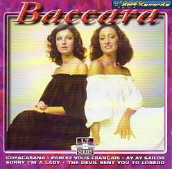 Baccara - Yes Sir I Can Boogie (Luxembourg 1978 CD)