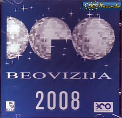 Various Artists - Beovizija 2008 (Serbia 2008 CD)