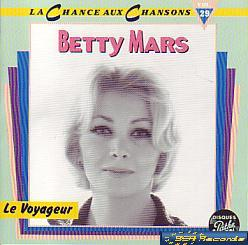 Betty Mars - Le Voyageur (France 1972 CD)