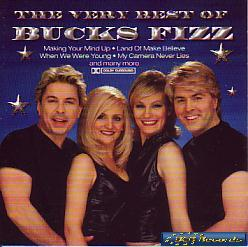 Bucks Fizz - The Very Best Of Bucks Fizz (United Kingdom 1981 CD)