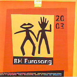 Various Artists - Bh Eurosong 2003 (Bosnia-Herzegovina 2003 CD)