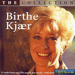 Birthe Kjaer - The Collection (Denmark 1989 CD)