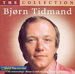 Bjorn Tidmand - The Collection (Denmark 1964 CD)