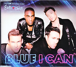Blue - I Can (United Kingdom 2011 CDSI)