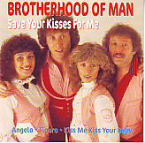 Brotherhood Of Man - Brotherhood Of Man (United Kingdom 1976 CD)