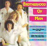 Brotherhood Of Man - Best Of (United Kingdom 1976 CD)