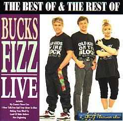 Bucks Fizz - The Best Of & The Rest Of (United Kingdom 1981 CD)
