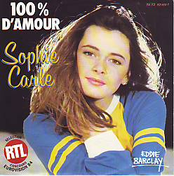 Sophie Carle - 100% D'amour (Luxembourg 1984 SI)