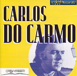 Carlos Do Carmo - Carlos Do Carmo (Portugal 1976 CD)
