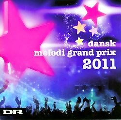 Various Artists - Dansk Melodi Grand Prix 2011 (Denmark 2011 CD)