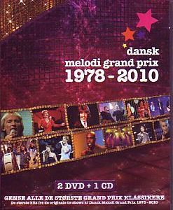 Various Artists - Dansk Melodi Grand Prix 1978 - 2010 (Denmark 2010 DVD)