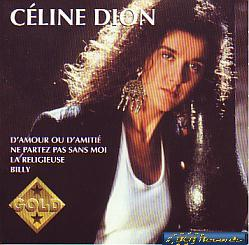 Celine Dion - Golden Hits (Switzerland 1988 CD)