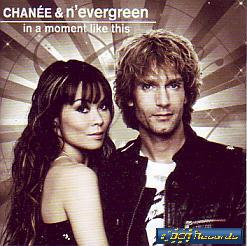 Chanee & N' Evergreen - In A Moment Like This (Denmark 2010 CD)