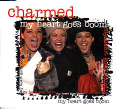 Charmed - My Heart Goes Boom (Norway 2000 CDSI)
