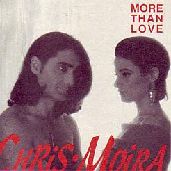 Chris & Moira - More Than Love (Malta 1994 CDSI)