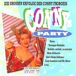 Conny Froboess - Conny's Party (Germany 1962 CD)