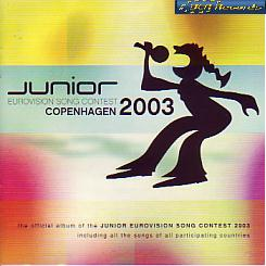 Various Artists - Copenhagen 2003-junior (Junior Song Contest 2003 CD)