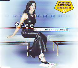 Dana International - Free (Related 1999 CDSI)