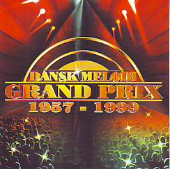 Various Artists - Dansk Melodi Grandprix 1957 - 1999 (Denmark 1999 CD2)