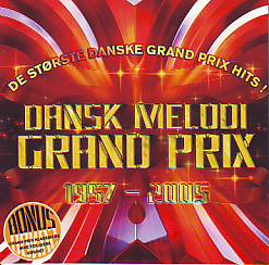 Various Artists - Dansk Melodi Grand Prix (Denmark 2005 CD2)