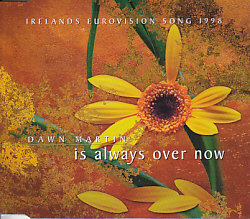 Dawn Martin - Is Always Over Now (Ireland 1998 CDSI)