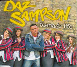 Daz Sampson - Teenage Life (United Kingdom 2006 CDSI)