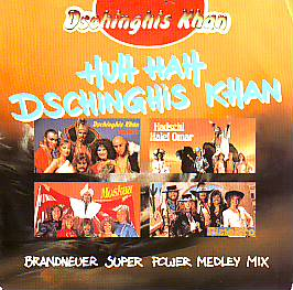 Dschinghis Khan - Dschinghis Khan Mix (Germany 1979 SI)