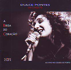 Dulce Pontes - A Brisa Do Coracao (Portugal 1991 CD)