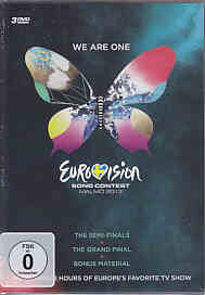 "Various Artists - Eurovision Songcontest Malm"" 2013 (Eurovision Songcontest 2013 DVD)"