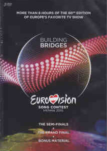 Various Artists - Eurovision Songcontest Vienna 2015 (Eurovision Songcontest 2015 DVD)