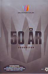 Various Artists - 50 Ar Favoriter (Sweden 2005 DVD)