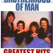 Brotherhood Of Man - Greatest Hits (United Kingdom 1976 DVD)
