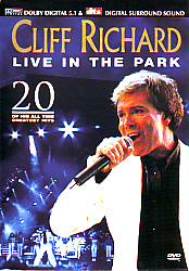 Cliff Richard - Live In The Hyde Park (United Kingdom 2002 DVD)